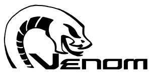 Venom Logo BLACK